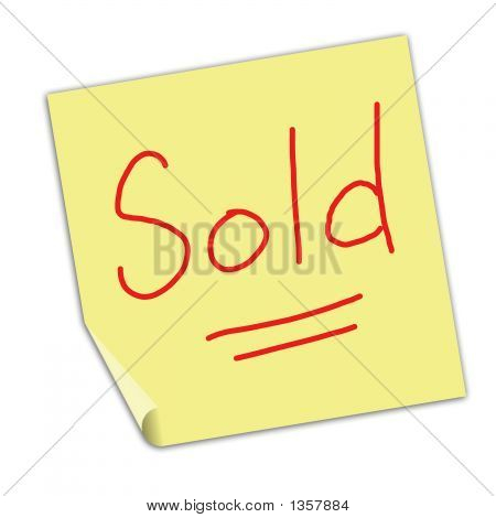 Note Sold