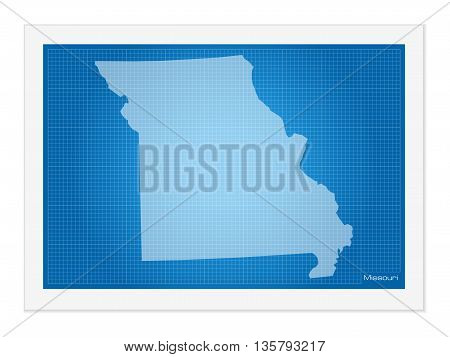 Missouri On Blueprint