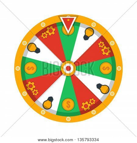 Wheel Of Fortune Icon