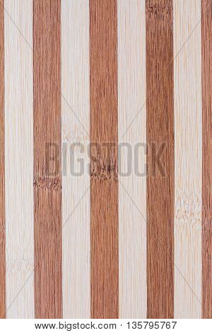 Stripped Natural Bamboo Wooden Background Cutting Board Kitchenware