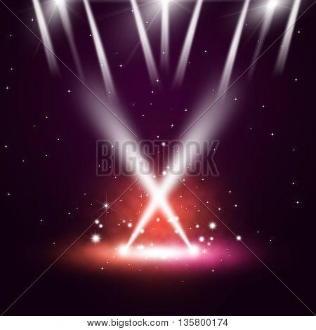 Music Concert Spotlights