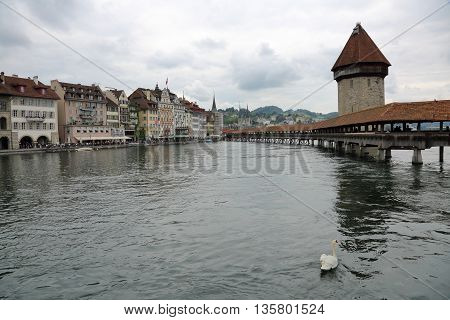 Lucerne - A Beautiful City In Switzerland