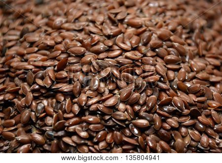 Flax Seed-a rich source of omega 3s.  linseed (otherwise known as flaxseed) - a rich source of omega 3s
