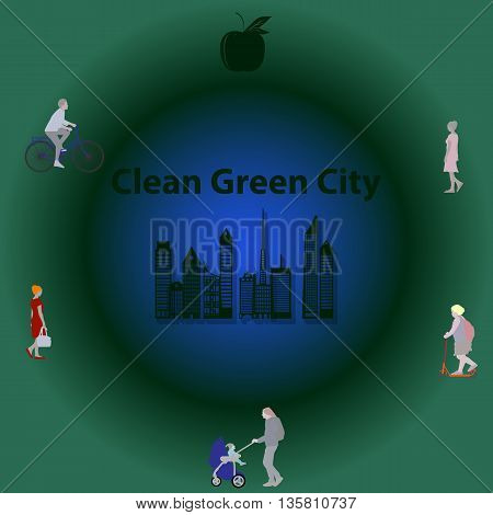 Clean Green City