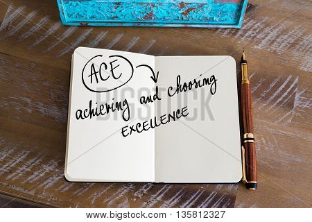 Business Acronym Ace