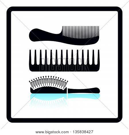 Hairbrush Icon