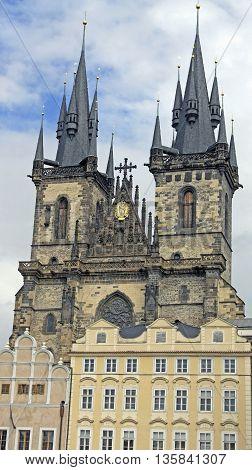 Historical Prague