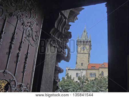 Towers Of Prague