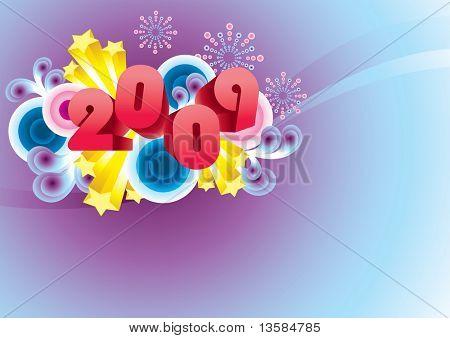 2009 celebratory element