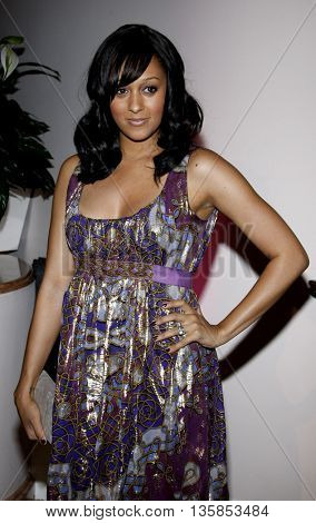 Tia Mowry at the Essence Black Women in Hollywood Luncheon held at the Beverly Hills Hotel in Beverly Hills, USA on February 19, 2009.