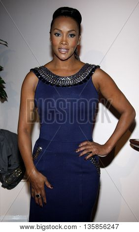 Viveca A. Fox at the Essence Black Women in Hollywood Luncheon held at the Beverly Hills Hotel in Beverly Hills, USA on February 19, 2009.