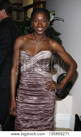 Rutina Wesley at the Essence Black Women in Hollywood Luncheon held at the Beverly Hills Hotel in Beverly Hills, USA on February 19, 2009.
