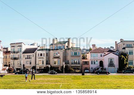 House In San Francisco, California