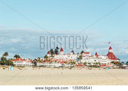 Photo of Hotel near Coronado Beach San Diego