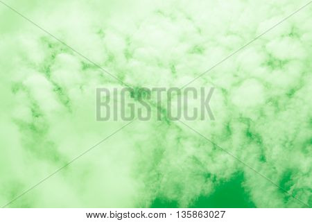 colorful sky blur soft background like a cotton wool