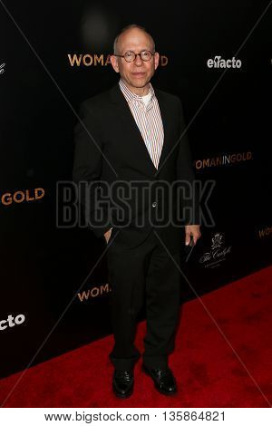 NEW YORK-MAR 30: Actor Bob Balaban attends the