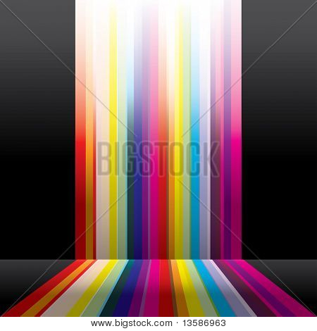 Abstract spectrum design