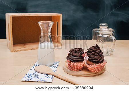 Food breakfast beverage drink relax complete Flower healthy food love