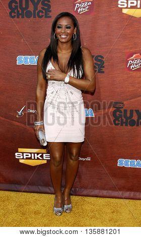 Melanie Brown aka Mel B at the Spike TV's 2nd Annual