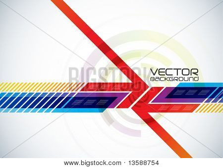 Abstract vector fundo digital.