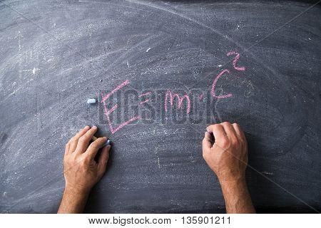 Energy Representation Formula