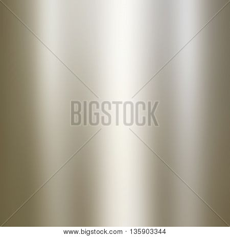Gold metal background for a graphic design