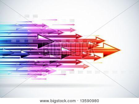 Speedy Arrows