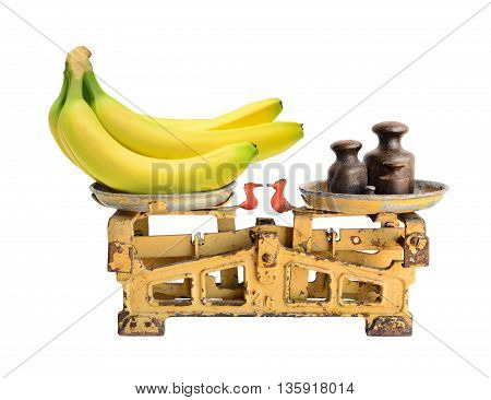 Bananas On Old Scales