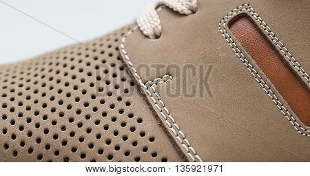 Men leather luxury sport street shoes boot male
