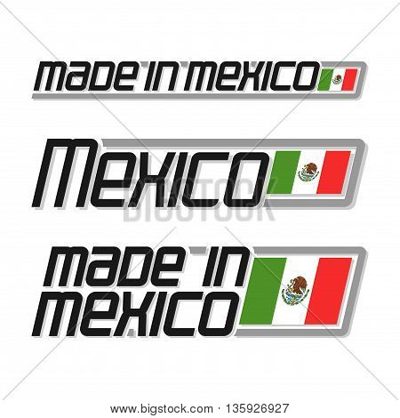 Vector illustration of the logo for