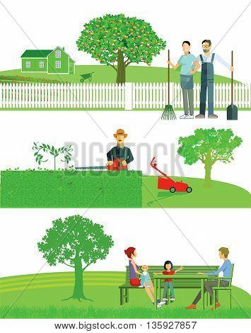 Garden and Leisure, gardening, garden, maintenance, plants