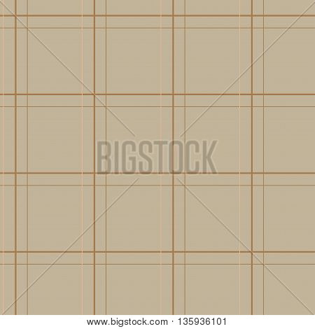 tablecloth pattern in the form of gray- brown color to a cell