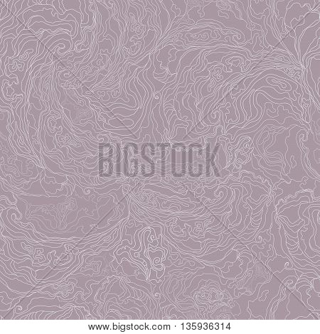 pattern with the image texture of smoke. white border on a purple background