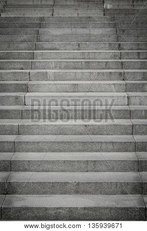 Stone stairs steps background - construction detail