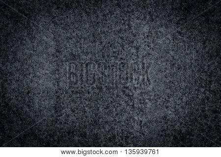 Black Cracked Texture Background