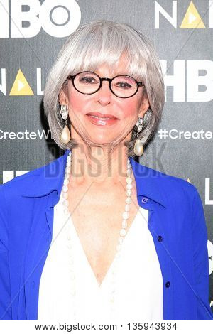 LOS ANGELES - JUN 25:  Rita Moreno at the NALIP 2016 Latino Media Awards at the The Dolby on June 25, 2016 in Los Angeles, CA