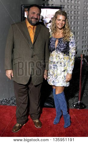 Joel Silver at the Los Angeles premiere of 'RockNRolla' held at the ArcLight Theater in Los Angeles, USA on October 6, 2008.