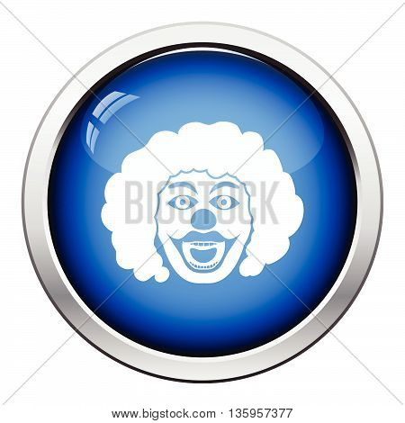 Party Clown Face Icon