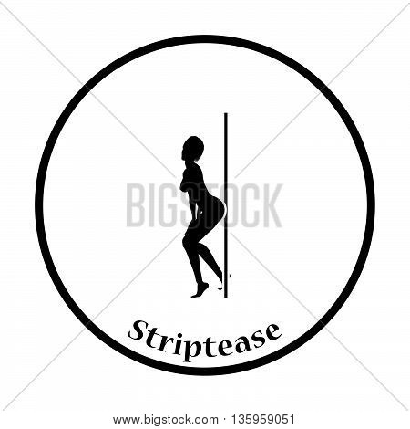Stripper Night Club Icon