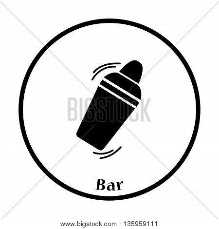 Bar Shaker Icon