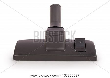 Brush for vacuum cleaner. Photo with clipping path