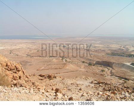 Masada Park And Roman Ruins