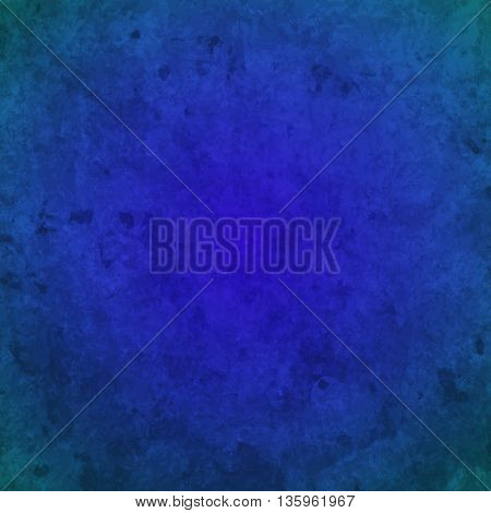 abstract vector grunge background - violet and blue