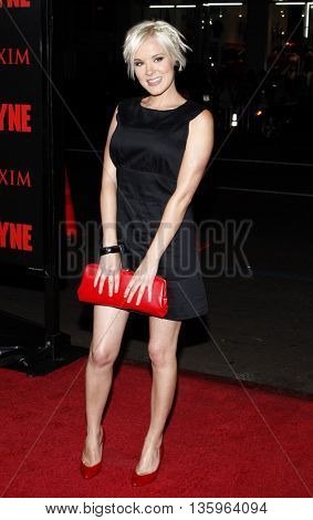 Brea Grant at the Hollywood Premiere of