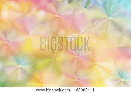 Sandstone Style Texture Abstract Dreamy Flower Background