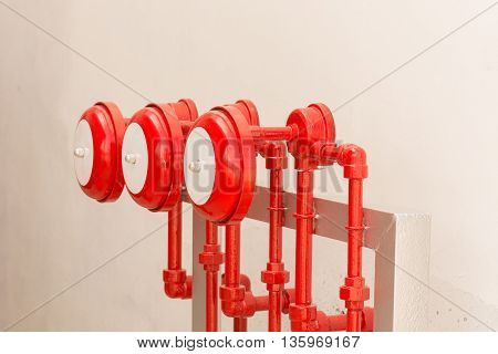 Fire sprinkler alarm for industries fire protection system Firer proof system.