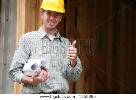 Hombre de la construcción