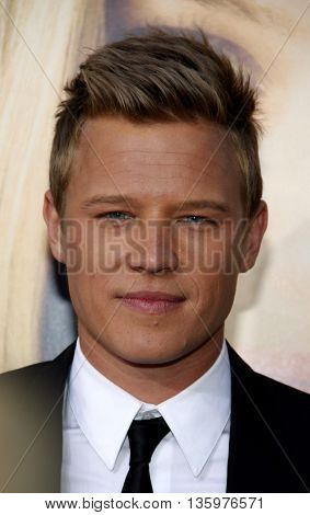 Chris Egan at the Los Angeles premiere of 'Letters To Juliet' held at the Grauman's Chinese Theater in Hollywood. USA on May 11, 2010.