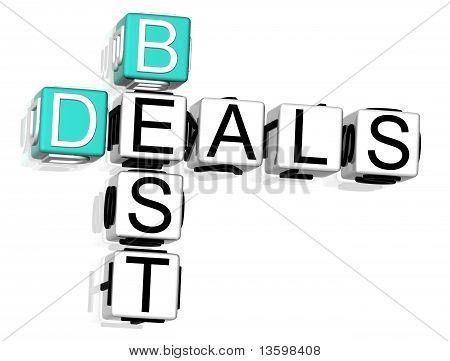 Get Best Deals Crossword