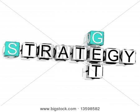 Get Strategy Crossword